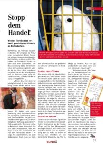 Papageien News 2011